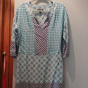 Tommy Bahama shift dress